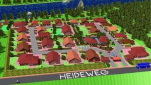 Ein neues Wohnviertel - nur für Alte