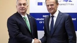 Wird Orbáns Fidesz doch aus der EVP ausgeschlossen?