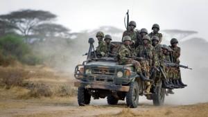 Großangriff auf Islamisten in Kismayo