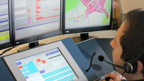 Katwarn - Die Stadt Bad Homburg führt das SMS-Frühwarnsystem für Katastrophenfälle ein, mit dem die Bürger sich schnell über Gefahrenfälle informieren lassen können.
