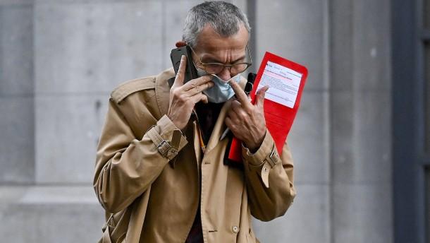 Belgien kritisiert deutsche Corona-Weihnachtsregeln