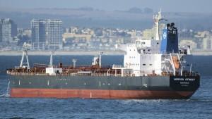 Zwei Tote bei mutmaßlichem Drohnen-Angriff auf Öltanker