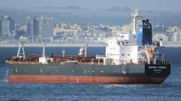 Iran weist Verantwortung für Angriff auf Öltanker zurück
