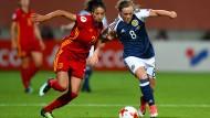 England und Spanien im EM-Viertelfinale
