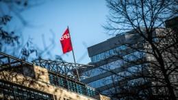 SPD stagniert bei 15 Prozent