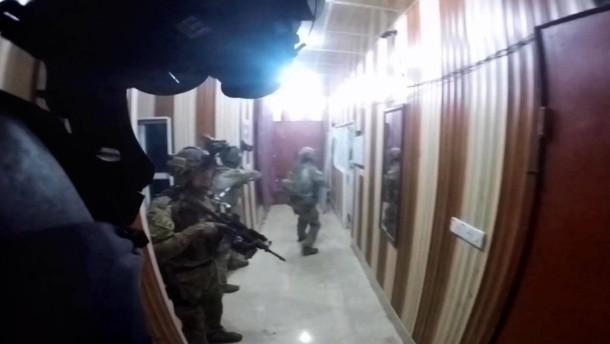 Obama schickt Spezialeinheiten nach Syrien