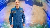 Ein neuer deutscher Astronaut fürs All