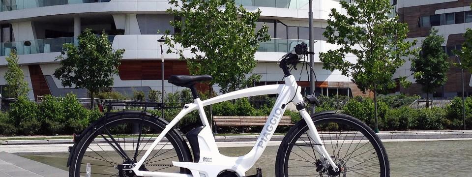 "Pedelec ""Wi-Bike"": Piaggio fasst elektrisch Tritt - Technik & Motor ..."