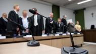 Mitglieder der Oldschool Society zu mehrjähriger Haft verurteilt
