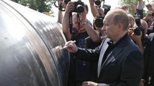 Putin und das Klima