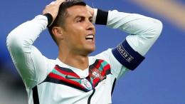 Cristiano Ronaldo positiv auf Corona getestet