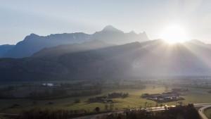 Mindestens drei Touristen sterben bei Canyoning-Unfall