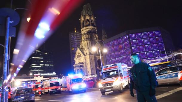 Breitscheidplatz-Attentäter fotografierte Merkels Wohnhaus