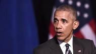 Obama: Bekenntnis zur Nato auch unter Trump