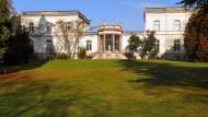 Stammsitz: Lades Schloss Monrepos ist heute Teil der Hochschule Geisenhei