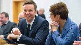 """Hans nennt Werteunion """"Beleidigung für alle CDU-Mitglieder"""""""