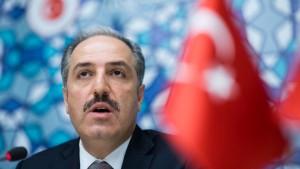 AKP-Politiker wirft deutschen Behörden systematische Verbote vor