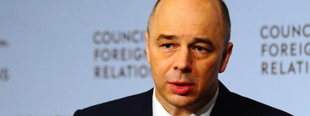 Von Krise keine Spur? Der russisches Finanzminister Anton Germanowitsch Siluanow