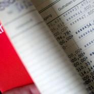 Schön war die Zeit: Früher gab es mehr Zinsen auf das Ersparte (Symbolbild).
