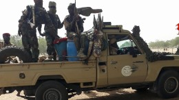 Der Terrorgürtel in der Sahel-Zone wird breiter