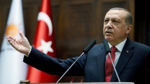 Erdogan erhebt Spionagevorwürfe gegen Berlin