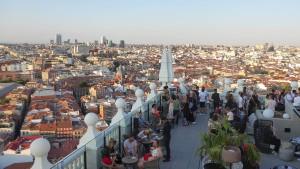 Dem Himmel von Madrid ganz nah