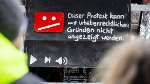 """Ist """"Artikel 13"""" schon Zensur?"""