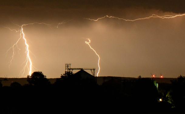Chance Vom Blitz Getroffen Zu Werden