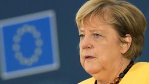 Merkel nimmt Russland wegen hoher Gaspreise in Schutz