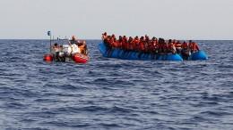 Mindestens 74 Migranten ertrunken