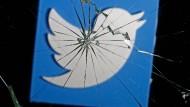 Twitter laufen die Nutzer davon