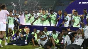 Nigeria und Gernot Rohr sichern sich Platz drei