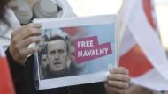 Die Forderung dieser Demonstranten in Polen hat sich der Europarat zueigen gemacht.
