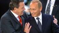 Schröder wirbt um mehr Verständnis für Russland