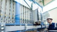 Hoffnungsträger: Carbon2Chem-Pilotanlage in Duisburg