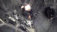 Syrien will ausländische Luftschläge koordinieren