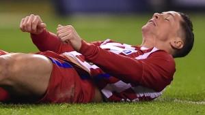 Torres verliert nach schwerem Sturz das Bewusstsein