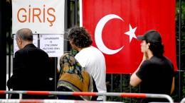 Deutschland bleibt Erdogan-Bastion