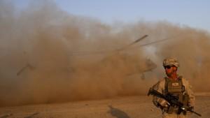 Amerika hat mehr Soldaten in Afghanistan als bisher bekannt