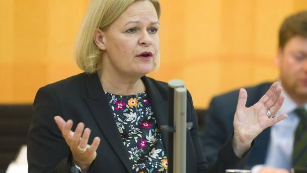 Hessen-SPD fordert schnelle Aufklärung