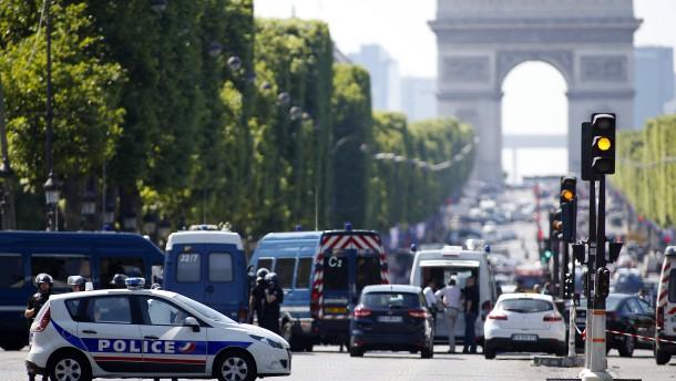 Paris erlässt Tempo 30 auf fast allen Straßen