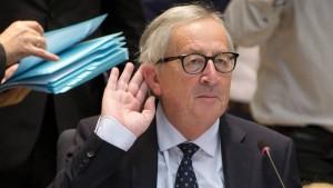 Irrationale EU