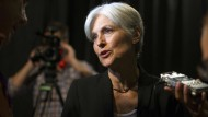 Die Präsidentschaftskandidatin der US-Grünen, Jill Stein.