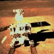 """Der """"Jadehase 2"""" soll auf der erdabgewandten Seite des Mondes Proben und Daten sammeln."""