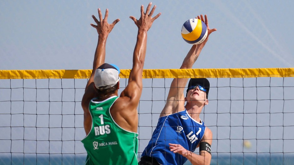 Beim Turnier auf der iranischen Insel Kisch durften im Februar trotz anfänglicher Zusagen doch keine Frauen zusehen.