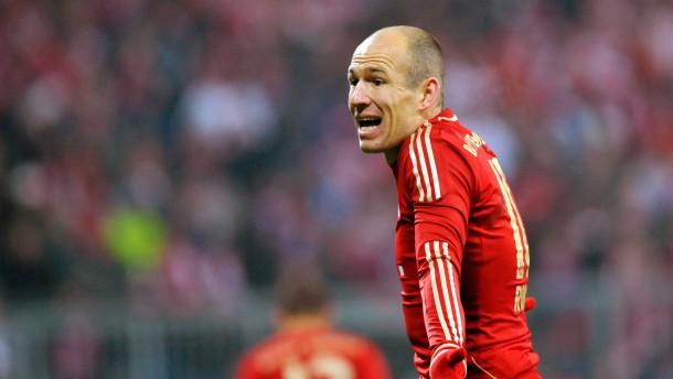 Bayern und der Robben-Faktor