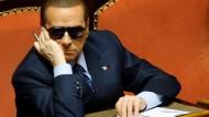 Anfang vom Ende für Silvio Berlusconi