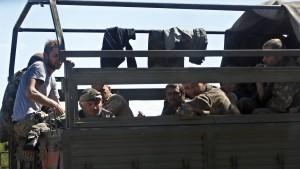 Ukraine und Russland tauschen Gefangene aus