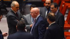 UN-Sicherheitsrat verschiebt Abstimmung zu Waffenruhe in Syrien