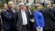 Geheimplan für Europa